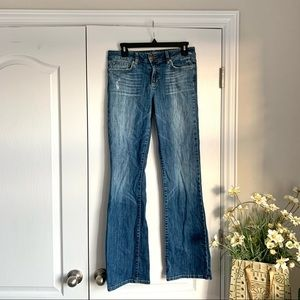 *FLAW Needs Patchwork* Joe's Muse Fit Jeans